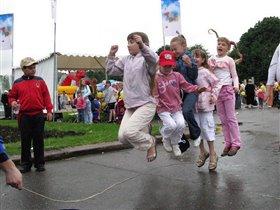 Вместе прыгать веселее!!!