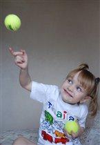 Я не жонглёр, я только учусь