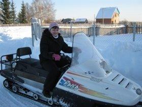 зимние гонки-наш выбор отдыха