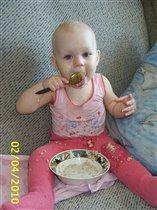 люблю на завтрак кашу