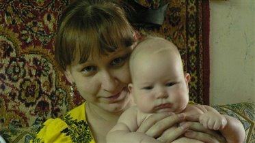 Мамочка и Варечка