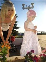 Рассматриваем цветочки