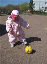 Ой, я тоже играю футбол?