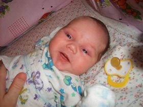 Моя крошка Яночка