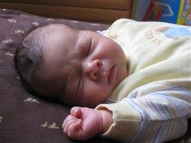 Нашей детке 3 недельки!