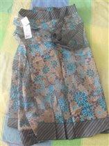 летняя юбка новая