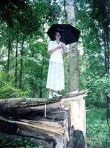 Попытка взлететь Мери Поппинс после грозы.