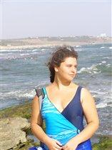 На берегу Каспийского моря!
