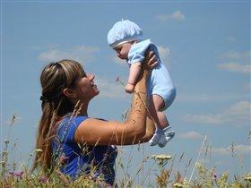 Мой Малыш-моё самое большое счастье в жизни!!))