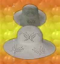 Шляпа 'Бабочки'