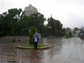 Киевский дождь