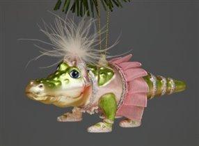 Крокодил в юбке