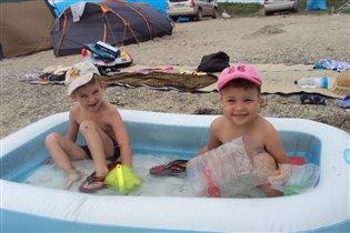 Алина и Денис