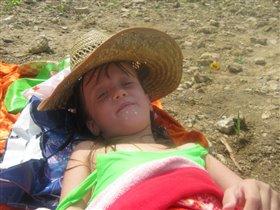 фотоконкурс Я на солнышке лежу