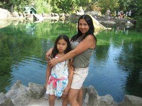 Ну прямо я в детстве)))) моя доча Линара