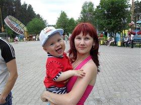 Мой сынок - моя копия меня в детстве