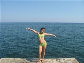 Лето,море...
