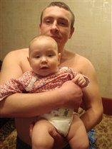 Папа и сынок!