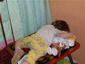 Говорят, на жестком спать полезно