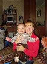 Янчик + мама