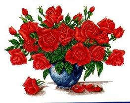 розы (ляпота!)