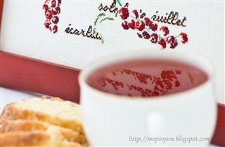 витаминный чай для бодрости духа :)