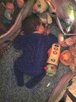 Спим сладко-сладко!