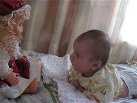 моя кукла)