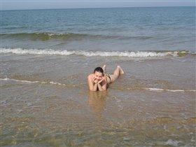 солнце, море, пляж и Я