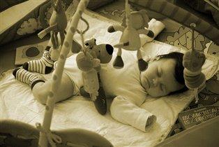игрушки на страже сна