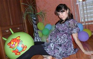 Я-будущая мама))