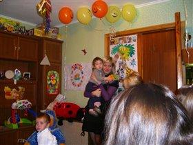 Женечке 1 годик