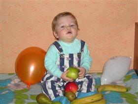 Первый день рожденья Илюши