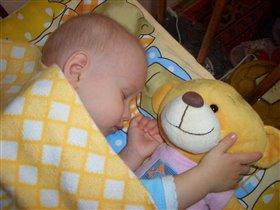 Спи мишутка засыпай