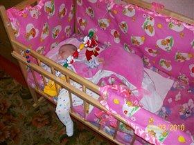 спят усталые игрушки и с ними я