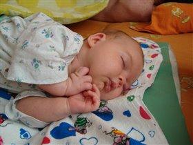 Тссссс...Ариша спит....