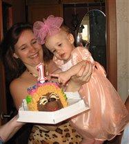 Тортик красивый - как я! А вдруг он - вкусный?!