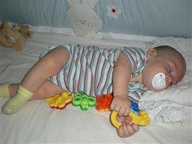 как играли так и заснули