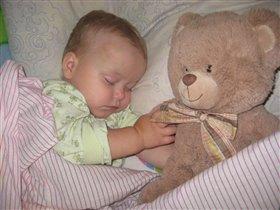 'Спи, малютка, сладко-сладко!'