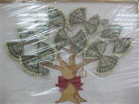 Денежное дерево в подарок