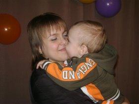 Дай-ка я тебя поцелую!