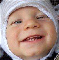 лучезарная улыбка