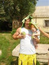 Сонечка, папочка и семена лотоса