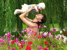 лучшее лето - это лето с мамой!