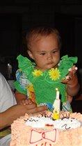 Аленушке 1 год