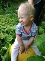 Малыш в восторге! :)