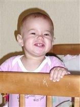Мои первые зубки