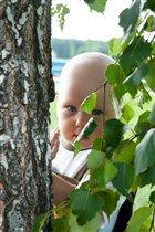 Во поле березка стояла, я Арсений в прятки играет.
