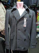 пальто мужское молодежное