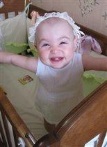 Ну вот же мои зубки! (Сашеньке 10 месяцев!)